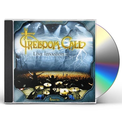 Freedom Call LIVE INVASION CD