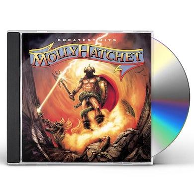 Molly Hatchet GREATEST HITS CD