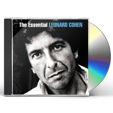 ESSENTIAL LEONARD COHEN CD