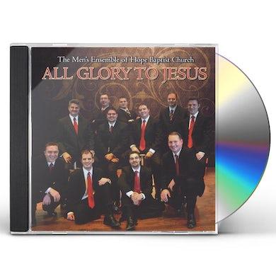 Men's Ensemble ALL GLORY TO JESUS CD