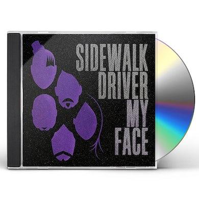 Sidewalk Driver MY FACE CD
