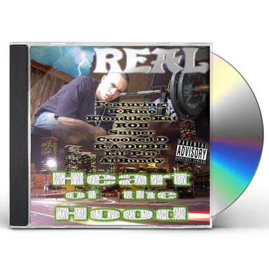 real HEART OF THE HOOD CD