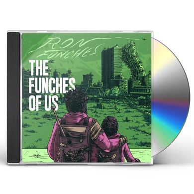 Ron Funches FUNCHES OF US CD
