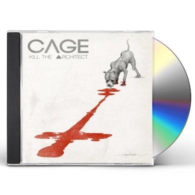 Cage KILL THE ARCHITECT CD