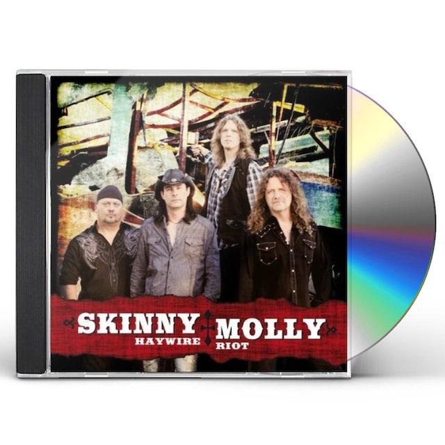 Skinny Molly HAYWIRE RIOT CD