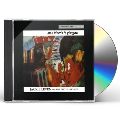 Jackie Leven HAUNTED YEAR-SPRING CD