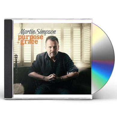 Martin Simpson PURPOSE & GRACE CD