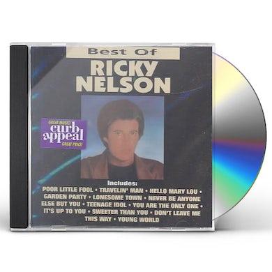 Ricky Nelson BEST OF CD
