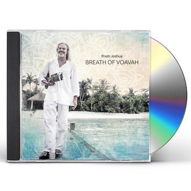 Prem Joshua BREATH OF VOAVAH CD