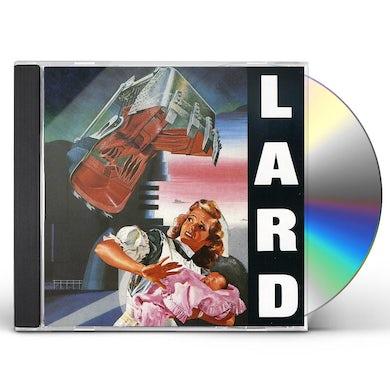 Lard LAST TEMPTATION OF REID CD