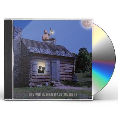 Swamp Dogg WHITE MAN MADE ME DO IT CD
