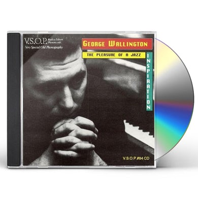 George Wallington PLEASURE OF JAZZ CD