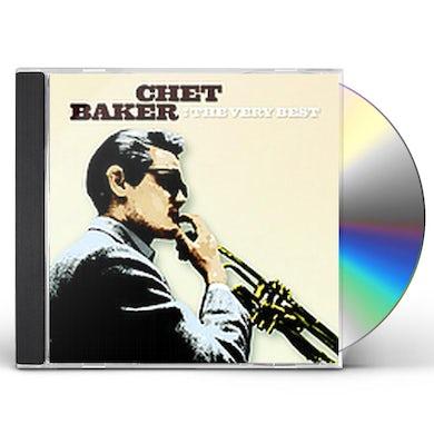 Chet Baker VERY BEST CD