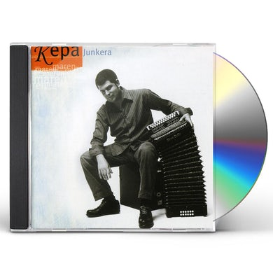 Kepa Junkera MAREN CD