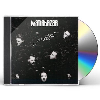MATIA BAZAR MELO CD