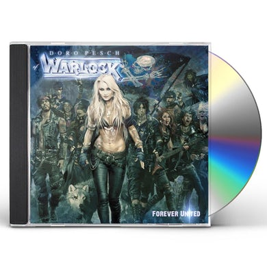 Doro FOREVER UNITED CD