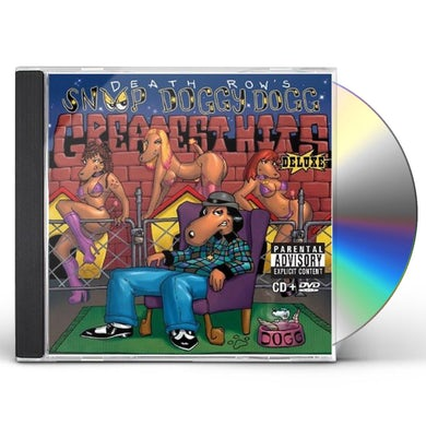 Snoop Dogg GREATEST HITS DELUXE CD