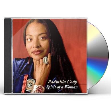 Radmilla Cody SPIRIT OF A WOMAN CD