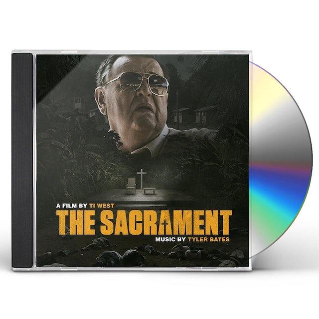 Tyler Bates SACRAMENT / Original Soundtrack CD