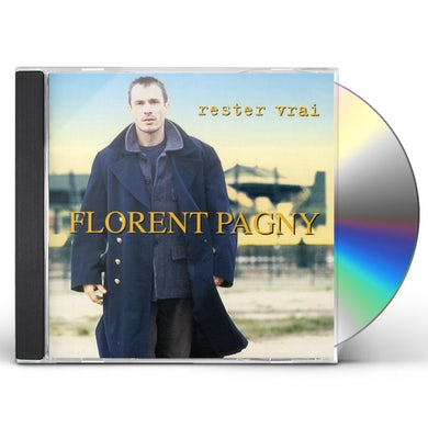 Florent Pagny RESTER VRAI CD