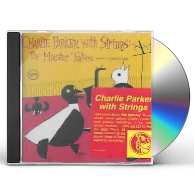 Charlie Parker WITH STRINGS: MASTER TAKES CD