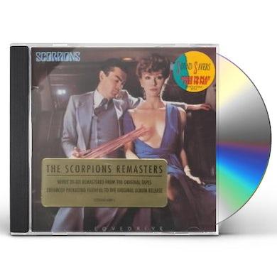 Scorpions LOVEDRIVE CD