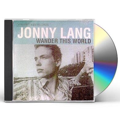Jonny Lang WANDER THIS WORLD (ENHANCED) CD