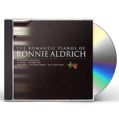 Ronnie Aldrich ROMANTIC PIANOS OF CD