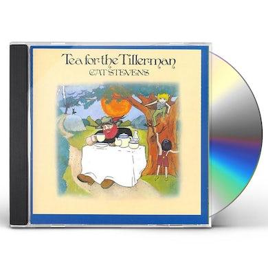 Yusuf / Cat Stevens Tea For The Tillerman (Remastered) CD