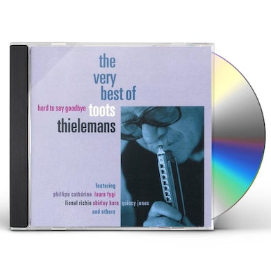 Toots Thielemans VERY BEST OF CD