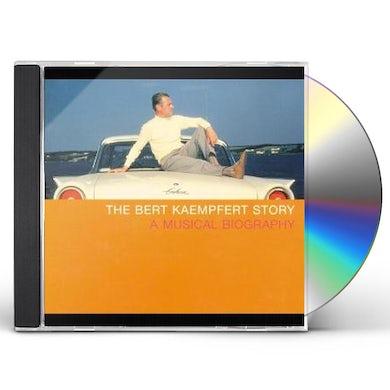 Bert Kaempfert BERT KAEMPERT STORY CD