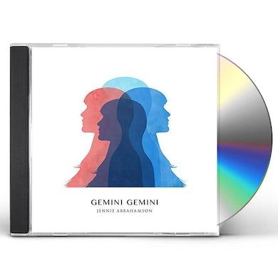 Jennie Abrahamson GEMINI GEMINI CD