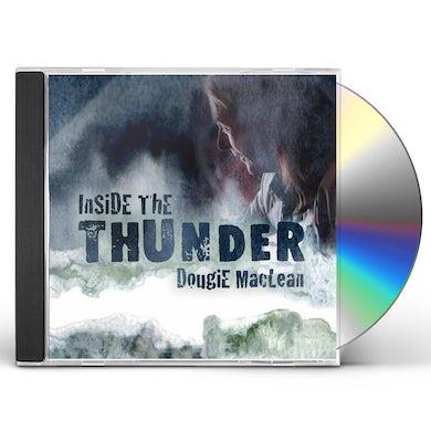 Dougie Maclean INSIDE THE THUNDER CD