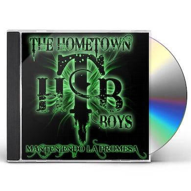 Hometown Boys MANTENIENDO LA PROMESA CD