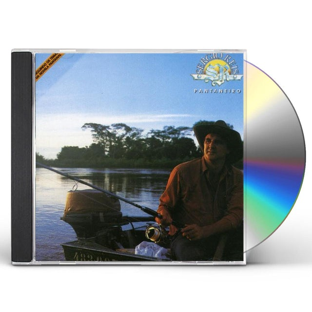 Sergio Reis PANTANEIRO CD