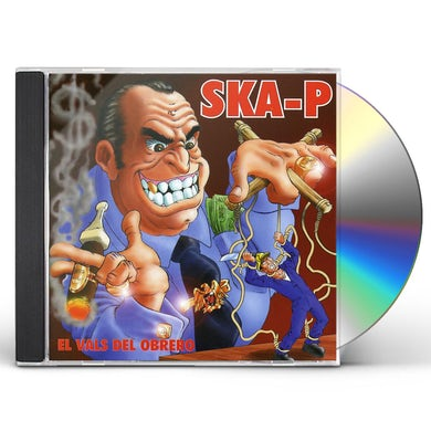 EL VALS DEL OBRERO CD