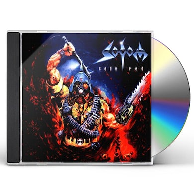 Sodom CODE RED CD