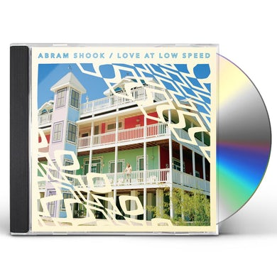 Abram Shook LOVE AT LOW SPEED CD
