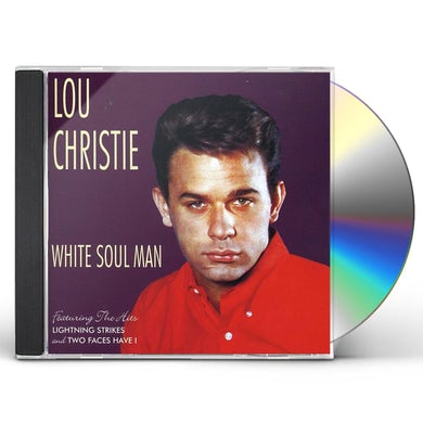 Lou Christie WHITE SOUL MAN CD