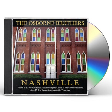Osborne Brothers NASHVILLE CD