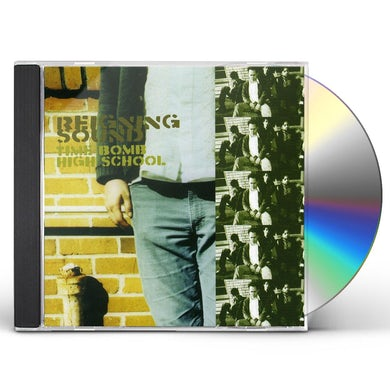 Reigning Sound TIME BOMB HIGH SCHOOL CD