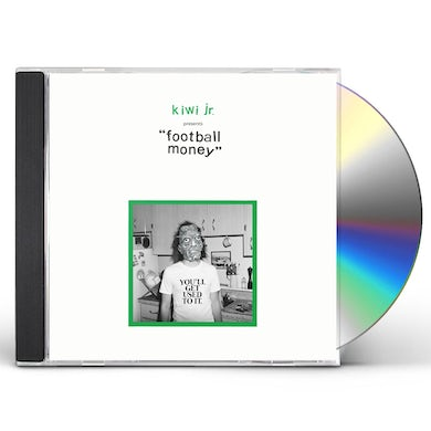 Kiwi Jr. FOOTBALL MONEY CD