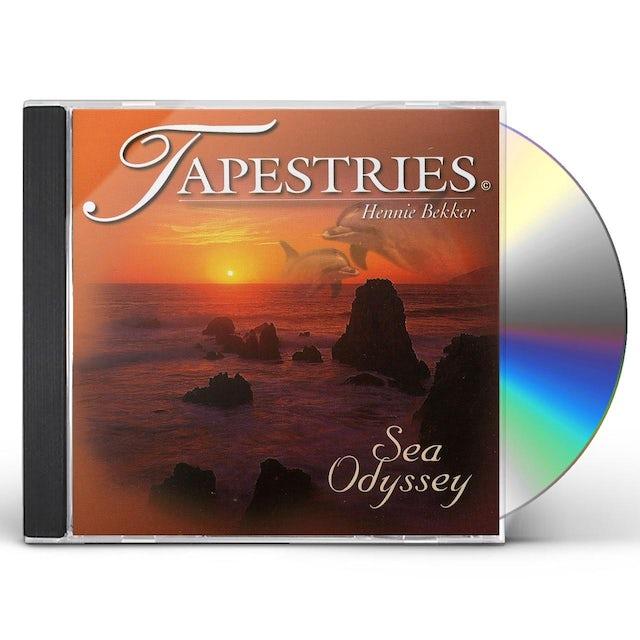 Hennie Bekker SEA ODYSSEY CD