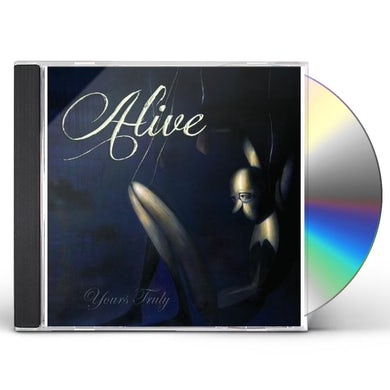 Yours Truly ALIVE CD