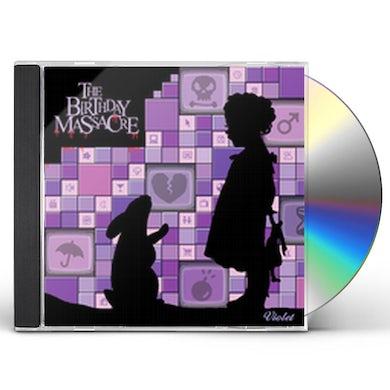 The Birthday Massacre VIOLET CD