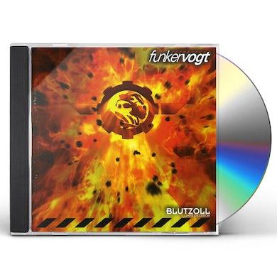Funker Vogt BLUTZOLL CD