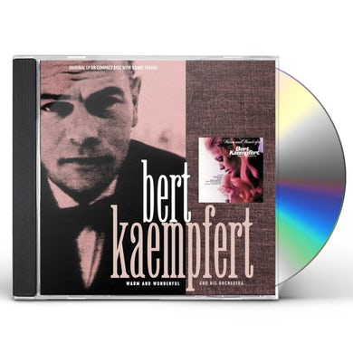 Bert Kaempfert WARM & WONDERFUL CD