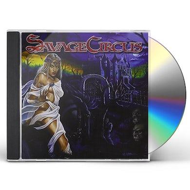 Savage Circus DREAMLAND MANOR CD