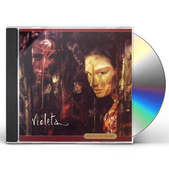 Violeta ENCHANTED FIELDS CD