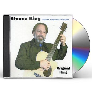 Steven King ORIGINAL FLING CD